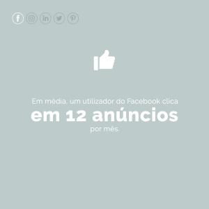 Em média, um utilizador do Facebook clica em 12 anúncios por mês - imagem ilustrativa do artigo o que é Social commerce